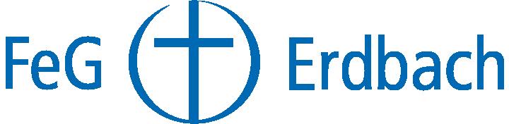 FeG Erdbach Logo mit FeG Kreuz